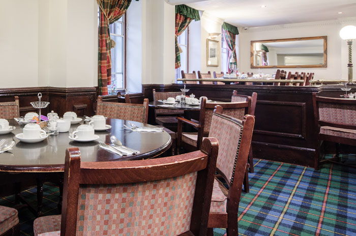 Sutherlands Restaurant Glasgow